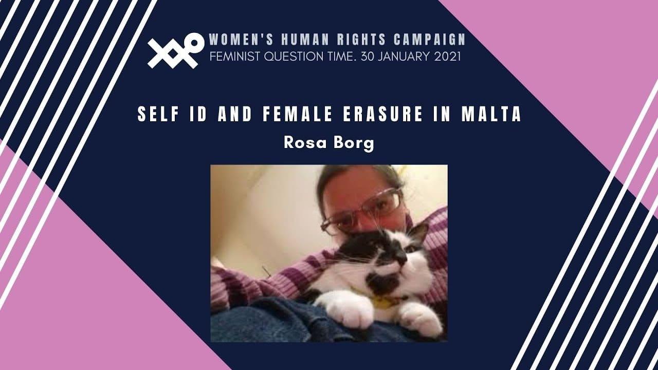 Cambiare genere a Malta: self-id mediterraneo contro le donne