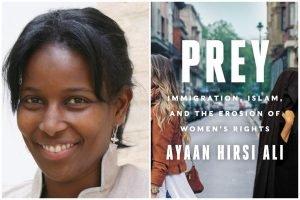 """""""Preda: immigrazione, Islam ed erosione dei diritti delle donne"""", l'ultimo libro di Ayaan Hirsi Ali"""