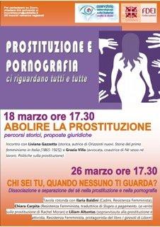 Le Cristiane Evangeliche discutono di prostituzione: sciogliere ogni ambiguità nel giudizio